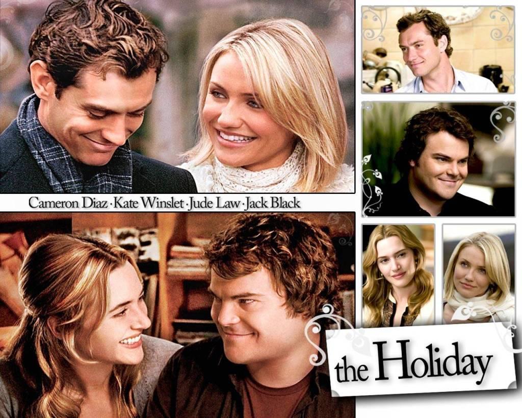 brīvdienas ziemassvētku  filma