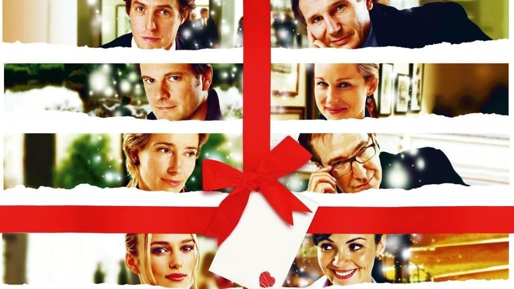tāda ir mīlestība ziemassvētku  filma