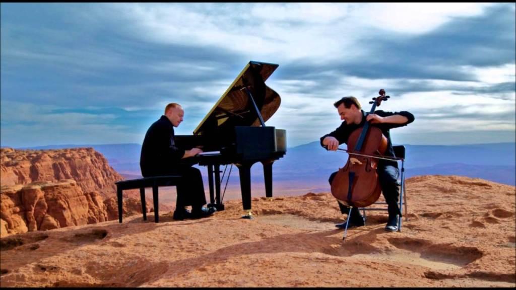 piano guys klasiskā mūzika