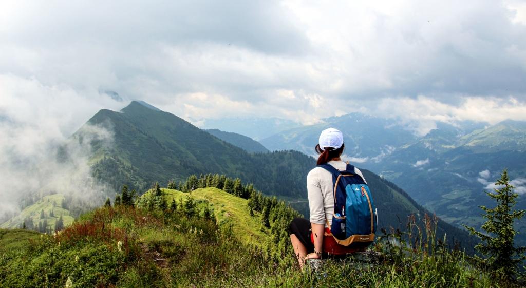 Dorfgašteina, Austrija alpi kalni