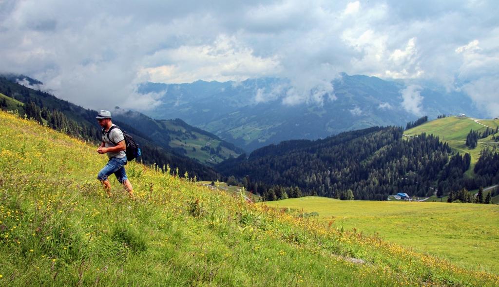 Grosarlas ieleja, Austrija alpi