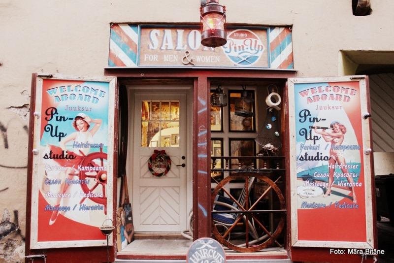tallinas vecpilsēta igaunija ziemassvētku tirdziņš
