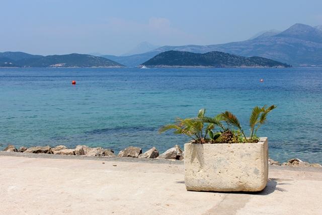 horvātija ar auto ceļojums  elafitu salas