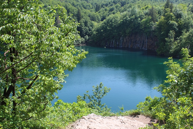 horvātija ar auto ceļojums  plitvices parks