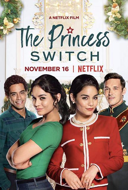 princess switch ziemassvētku filma