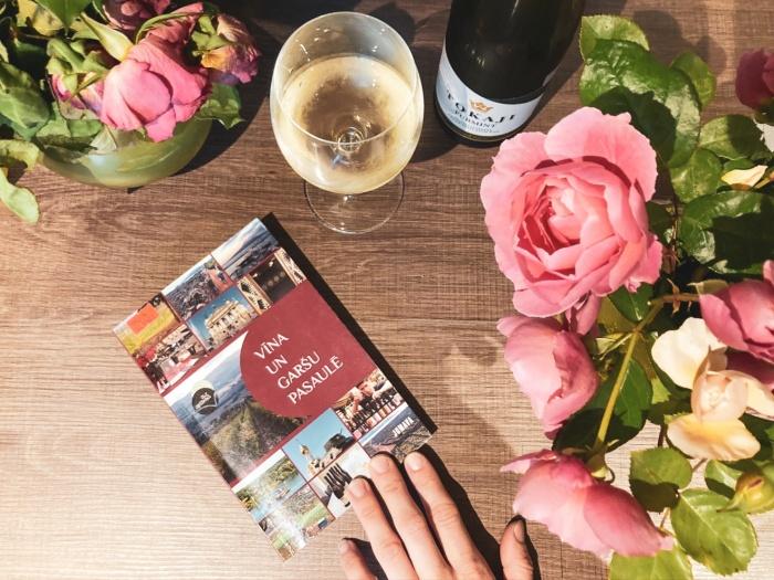 vīna un garšu pasaulē